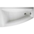 Cersanit VIRGO MAX ванна акриловая ассиметричная 160х90 правая без ножек