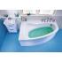 Cersanit SICILIA 150х100 ванна акриловая