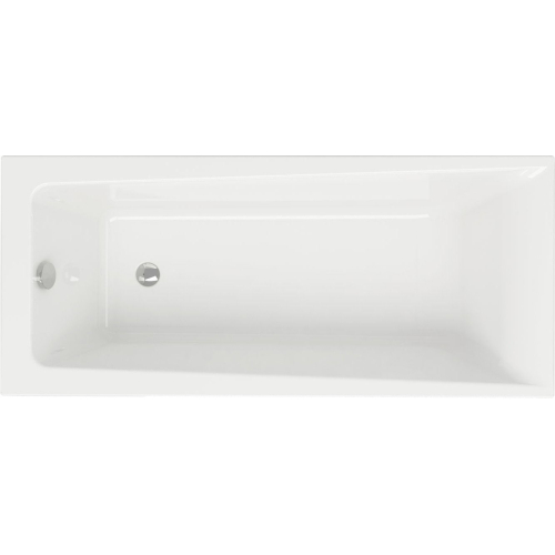 Cersanit LORENA 160х70 ванна акриловая без ножек