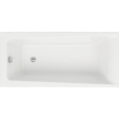 Cersanit LORENA 140х70 ванна акриловая без ножек