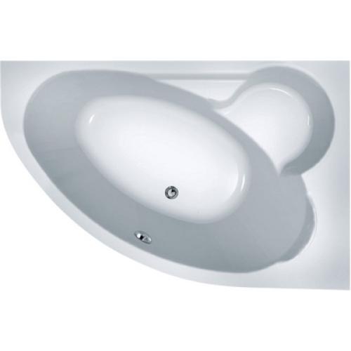 Cersanit KALIOPE 170х110 ванна акриловая Левая без ножек