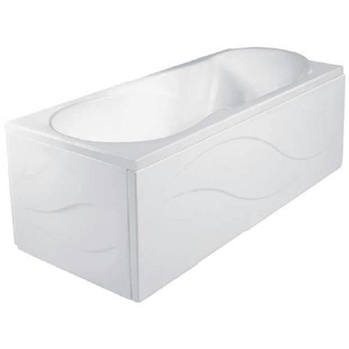 Ванна акриловая прямоугольная Floreana XL 170х75 Jika