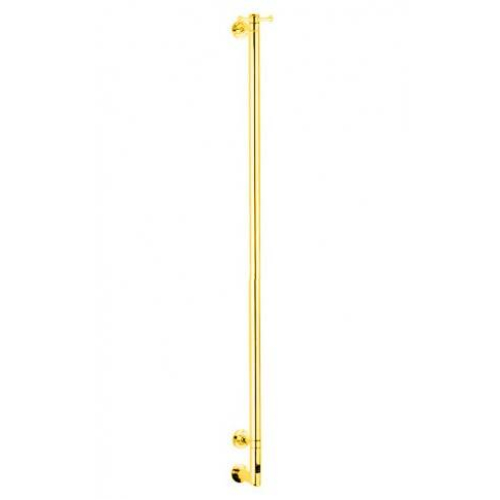 Полотенцесушитель электрический 616 BOX золото 90см Margaroli