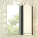COMFORTY Зеркало-шкаф Барселона-60 венге