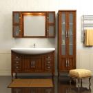 Комплект мебели Opadiris Мираж 120 Светлый орех