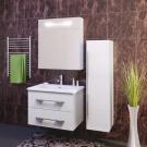 Комплект мебели Opadiris Октава 80 Белый глянцевый