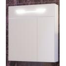 Opadiris Зеркало-шкаф c подсветкой Октава 80 (ширина 75 см)
