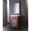 Комплект мебели Opadiris Палермо 50 правый или левый Белый Светлый орех