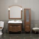 Комплект мебели Opadiris Риспекто 100 Орех Антикварный нагал или Белый Weiss или Слоновая кость