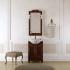 Комплект мебели Opadiris Тибет 50 Орех Антикварный нагал или Белый Weiss или Слоновая кость