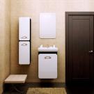 Комплект мебели Opadiris Тора 50 Белый глянцевый или венге