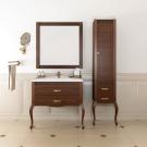 Комплект мебели Opadiris Фреско 80 Светлый орех с темной патиной