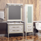 Комплект мебели Opadiris Корлеоне 100 Слоновая кость с патиной