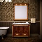 Комплект мебели Opadiris Корлеоне 100 Светлый орех с патиной