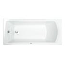 Ванна акриловая Монако XL 170х75 с гидромассажем Базовая Плюс Santek