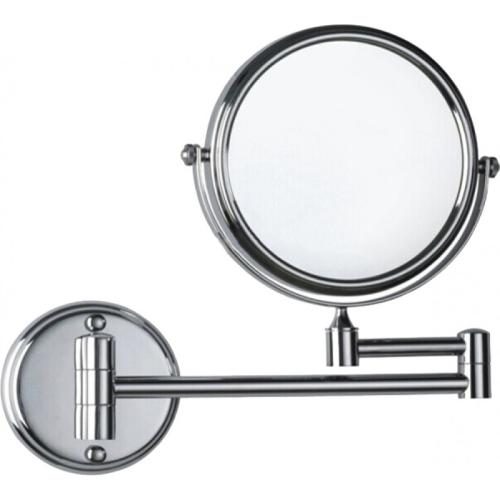 Fixsen FX-31021 Hotel Зеркало для ванны (нержавеющая сталь) D15