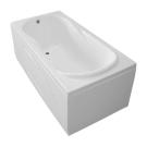 Сантек Акриловая ванна прямоугольная Каледония 160х75