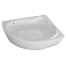 Сантек Акриловая ванна асимметричная Шри-Ланка 150х100 правосторонняя