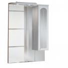 Акватон Зеркало со шкафом Эмилья 75 112-2 левое/правое
