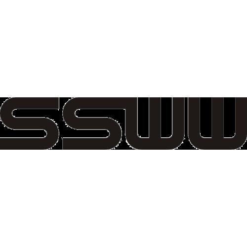 Смеситель напольный F-201B SSWW