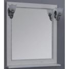 Акватон Зеркало Жерона 85 белое серебро 1587-2.М02 82 см