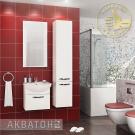Мебель для ванной Ария 50 Акватон