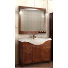 Акватон Зеркало Наварра 105 орех 1388-2.М01 без светильника