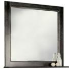 Акватон Зеркало Жерона 105 черное серебро 1A158802GEM50