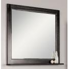 Акватон Зеркало Жерона 85 черное серебро 1A158702GEM50 82 см