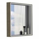 Акватон Зеркало-шкаф Фабиа 80 корица 1A166902FBPF0