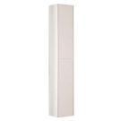 Акватон Шкаф-колонна Йорк Белый/Выбеленное дерево 1A171203YOAY0