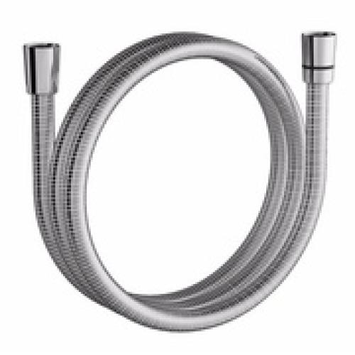 Душевой шланг нержавеющая сталь 150 см с защитой от перекручивания Bravat P7234CP-RUS