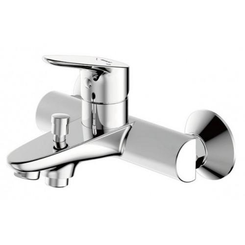 DROP cмеситель для ванны и душа с коротким изливом Bravat 7F64898C-01A