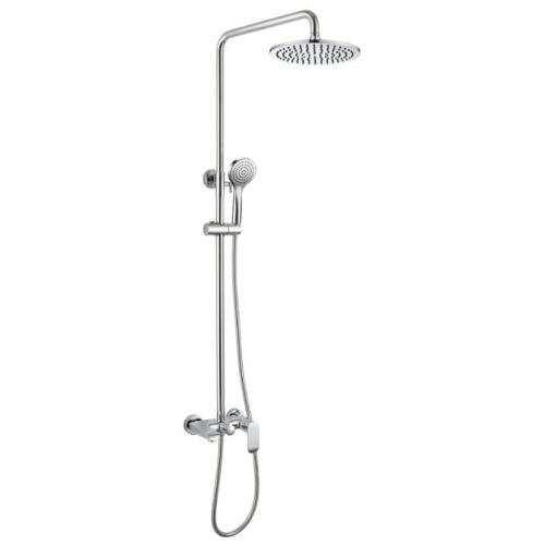 Bravat F6335369CP-A-RUS PURE Душевая колонна со смесителем для ванны