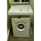 Vidima Умывальник Сева-Микс на стиральную машину 60x60 см W403801