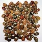 Мозаика из натурального камня Red jack Bonaparte