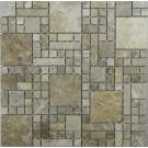 Мозаика из натурального камня Tetris Bonaparte