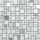 Мозаика из натурального камня Dunes Bonaparte