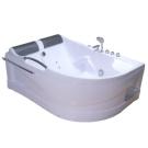 Ванна акриловая гидромассажная COMFORTY АХ-8080 170х120