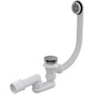 Alcaplast A-505KM Сифон для ванны клик/клак металл-пластик
