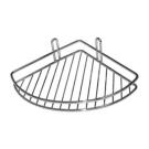 Forma В-11Л Полка угловая 1-ур люкс металл хром