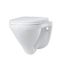 Санита Унитаз подвесной Стандарт комфорт (сиденье дюропласт с микролифтом/clip-up)