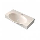 SANITA LUXE Умывальник Infinity 60 для столешницы и мебельной тумбы