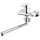 Смеситель для ванны и душа Smart Карат SM064002AA излив 350 мм
