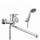 Смеситель для ванны и душа Smart Тренд SM054002AA излив 350 мм