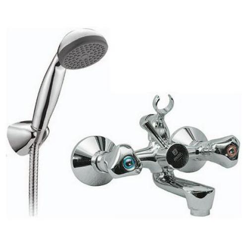 Смарт-Соло смеситель для ванны/душа хром