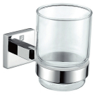 Модерн держатель для стакана, стекло, хром SMARTsant SM02050AA_R