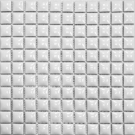 Elada Мозаика 25TG-01 белая Ceramic