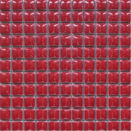 Elada Мозаика 25TG-35 красная Ceramic