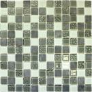 Elada Мозаика CTB 28 пепельно-серая Crystal+Stone Crystal+Stone